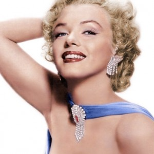 Marylin et ses diamants