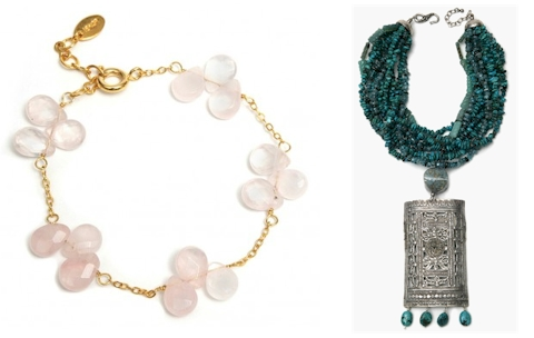 Bijoux de Louise Parker