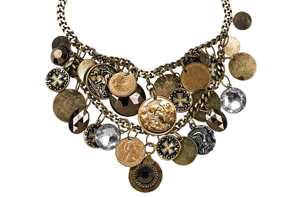 collier pieces