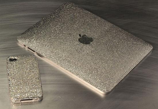 iPad swarovski