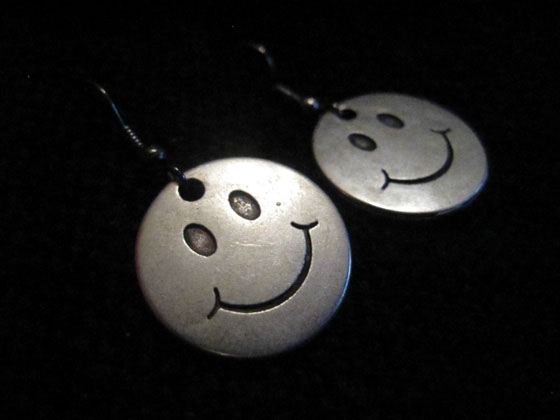 boucles smiley