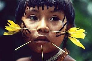 Piercing indian