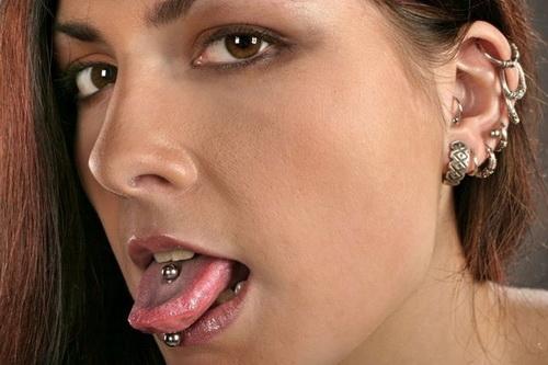 mode piercing