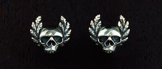 Boucles skull