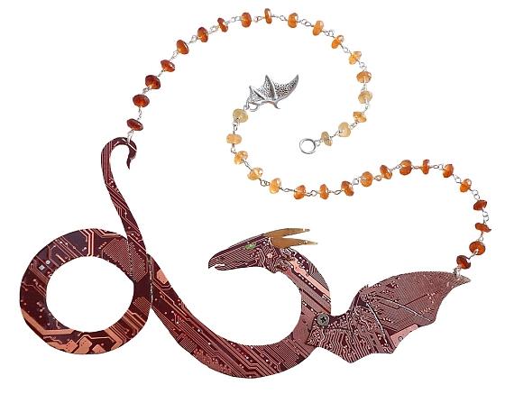 collier dragon