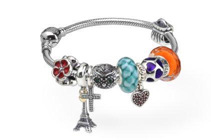 Bracelet original, pour des filles pleines de vie :)