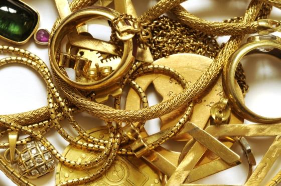 Les bijoux qui se revendent le mieux sont ceux en or ou métal précieux.