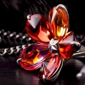 Les bijoux Baccarat, le cristal dans tous ses états