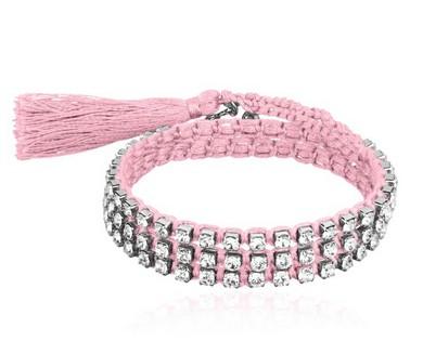 Sympa aussi ce petit bracelet Agatha