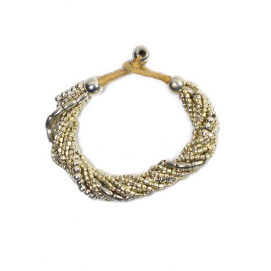 Je craque pour ce bracelet perle