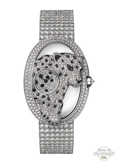 La panthère, symbole de Cartier