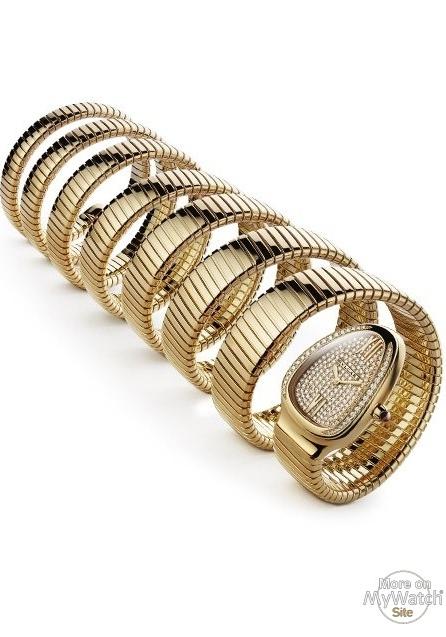 Je craque complètement sur cette montre serpent !