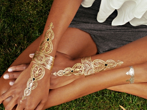 Les bijoux éphémères