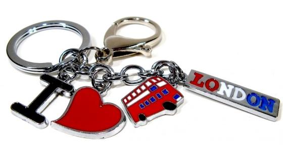 Bijoux de sac à main dans le style porte-clés