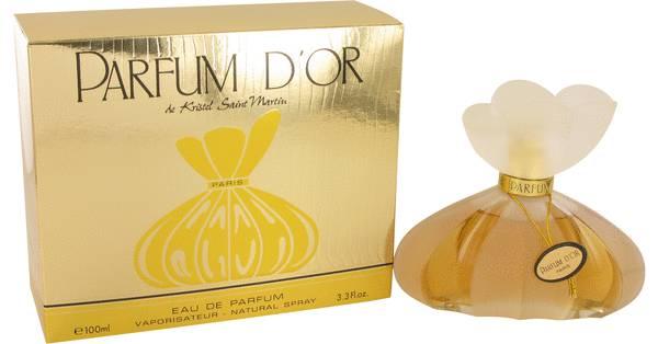 parfum d'or